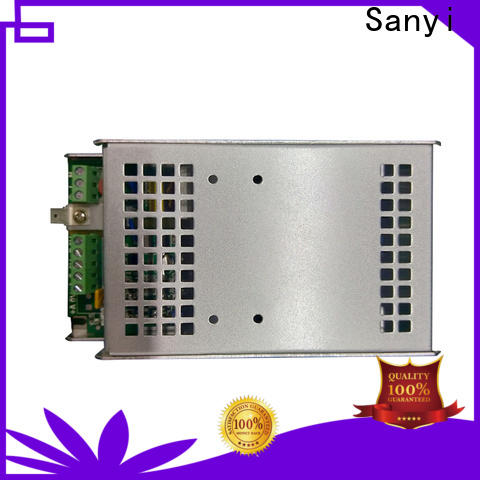 Sanyi high-quality power supply manufacturer bulk production for cctv