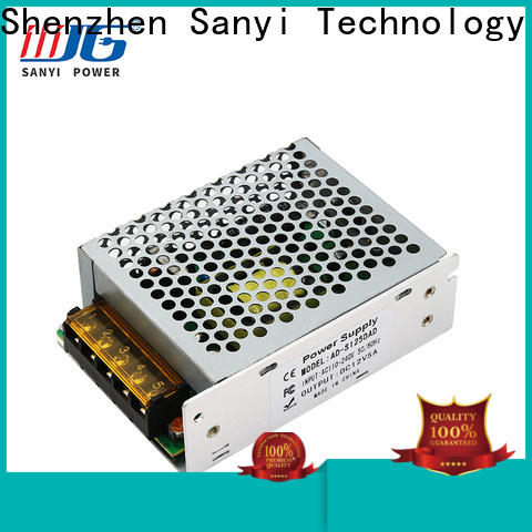 Latest high frequency switching power supply factory price company for tour