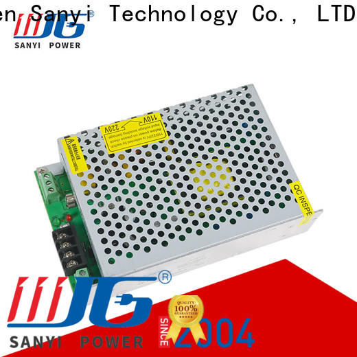 Sanyi top-ten ac frequency converter Supply for emergency