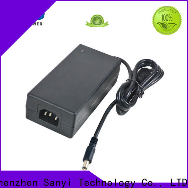 Sanyi Custom power adapter dc 5v 1000ma for business for camera