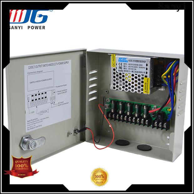 Sanyi Wholesale cctv camera adapter monitoring for cctv