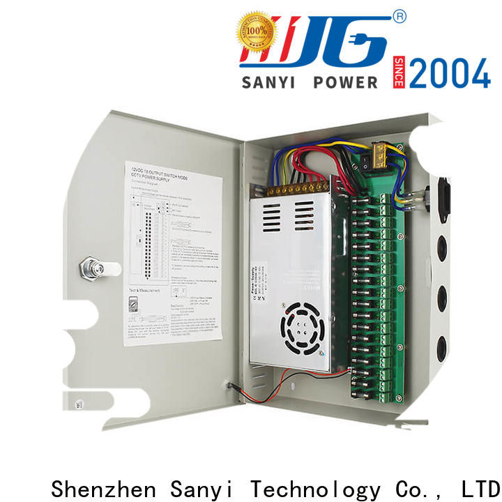 Sanyi Wholesale surveillance camera power cable output for camera