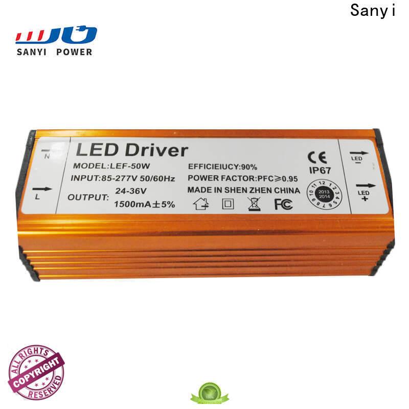 Sanyi Best led power driver power box for cctv