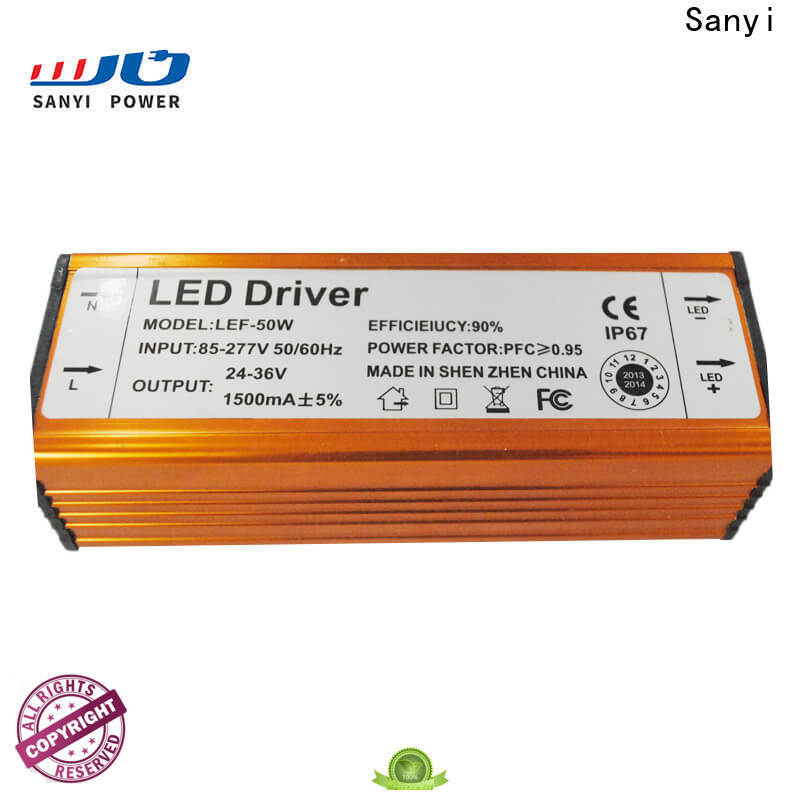 Sanyi Best led power driver power box for cctv