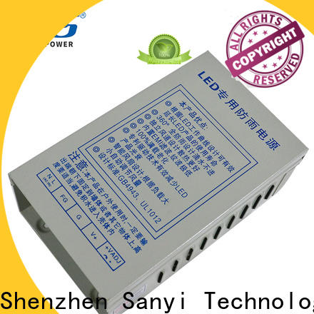 Sanyi Wholesale led light power supply power box for cctv