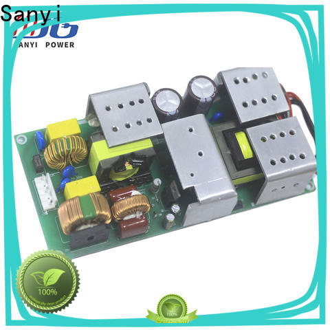 Sanyi hot-sale open frame power supply at discount for electronics