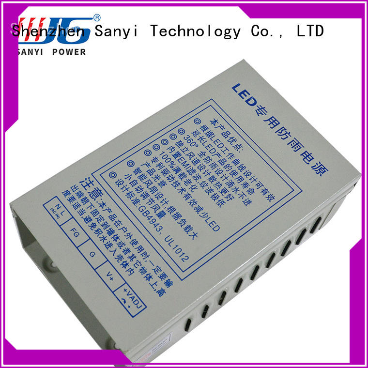 box led driver power supply energy-saving for cctv