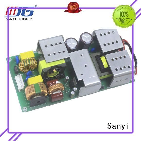 Sanyi high quality open power supply factory price for camera