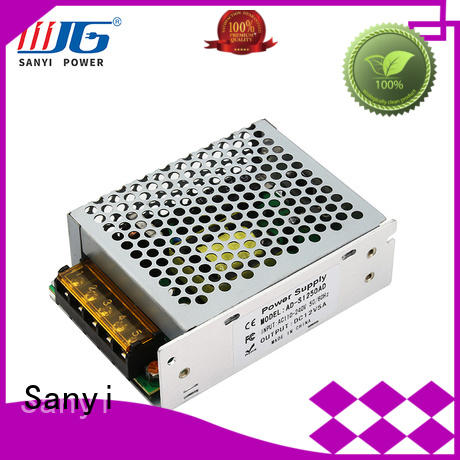 best factory 12 volt switching power supply best supplier for led Sanyi