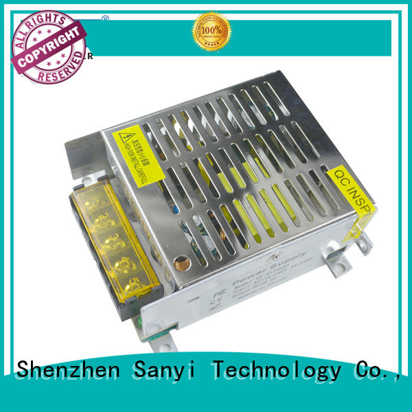 switching power supply 24v latest design for lights Sanyi