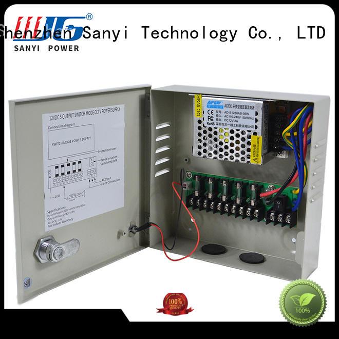cctv power supply 12v power for camera