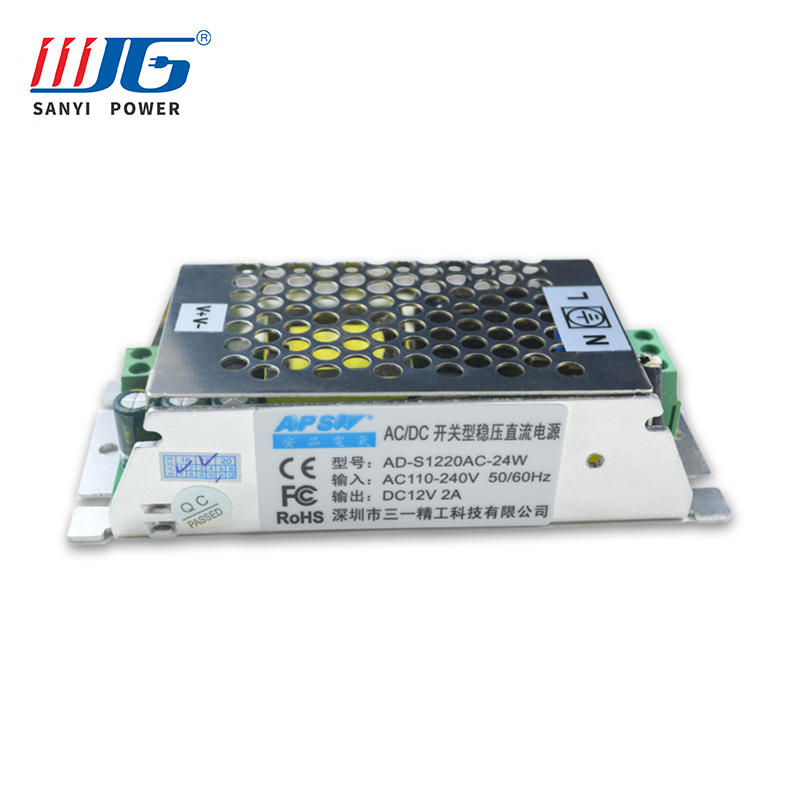 27mm ultrathin low power SMPS for LED strip lights