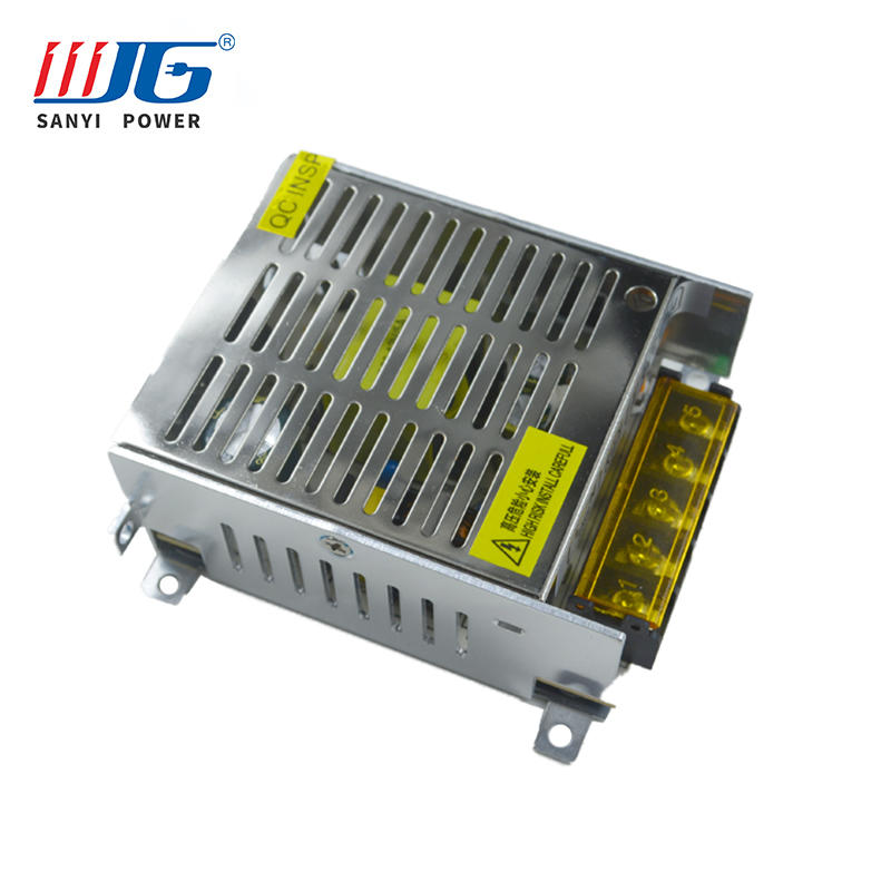 12V 3A iron shell power supply for industrial equipment