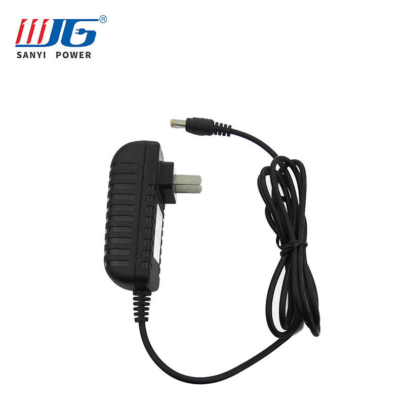12V/18V/5V 1A switching power charger for cctv camera
