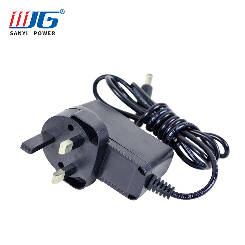 DC 12V/5V 1A switching power adapter for with US /EU/AU/UK plug