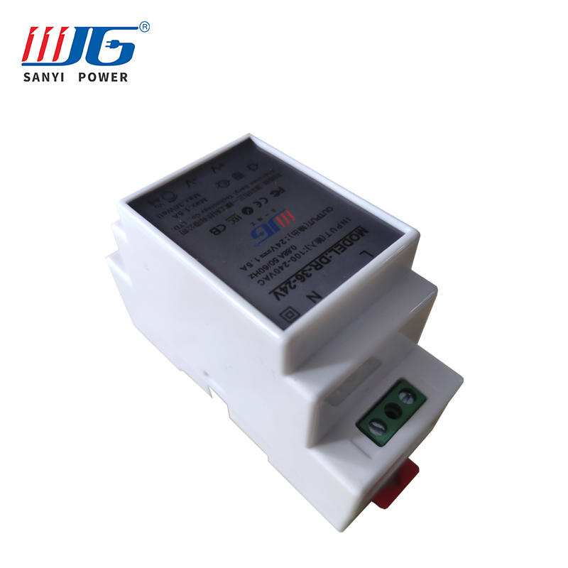 DC 36W small size rail industrial power supply