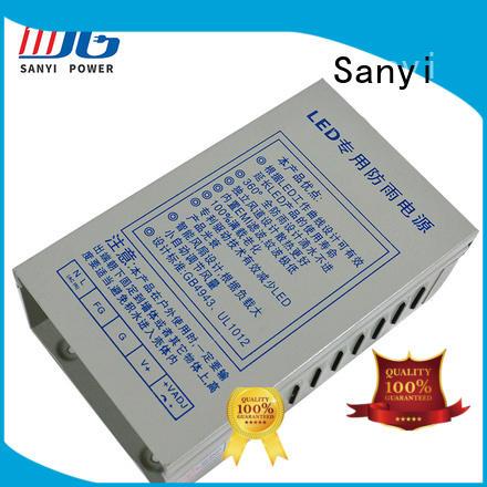Sanyi Custom led power supply energy-saving for cctv
