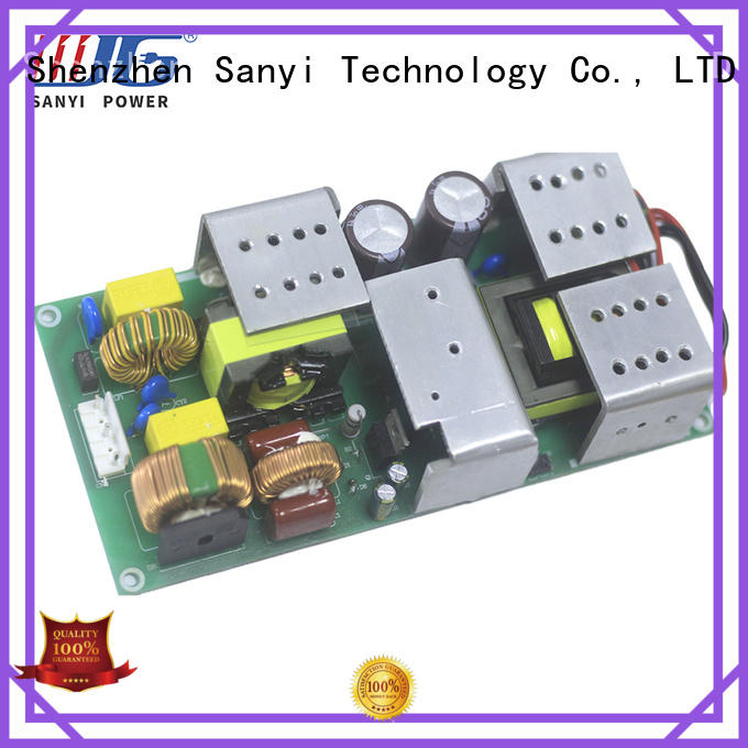 Sanyi Custom open frame power supply factory price for camera