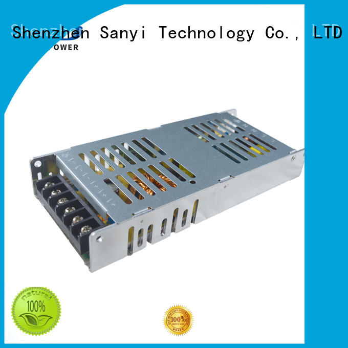 led strip power supply iron led switching power supply manufacture