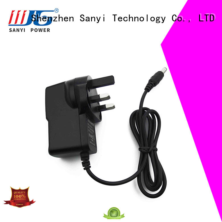 Sanyi energy-saving ac adapter with power cord company for electronics