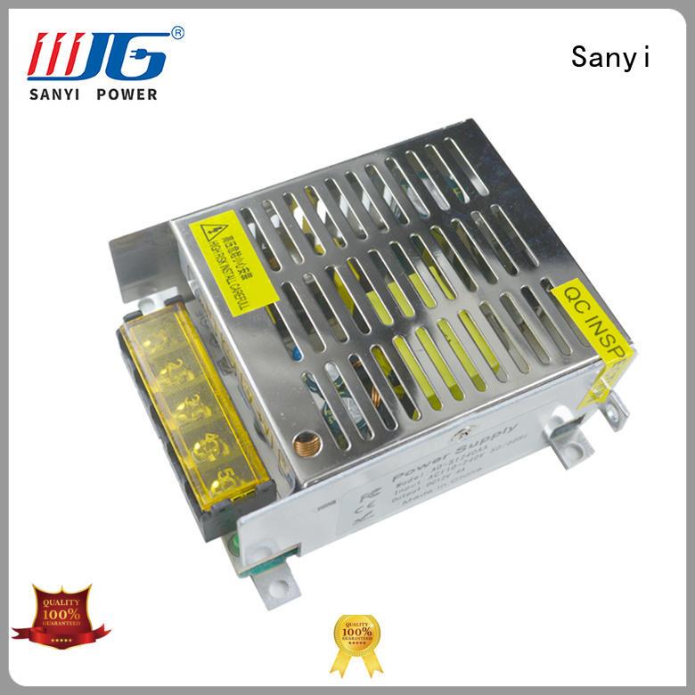 Sanyi Custom battery power supply company for lights