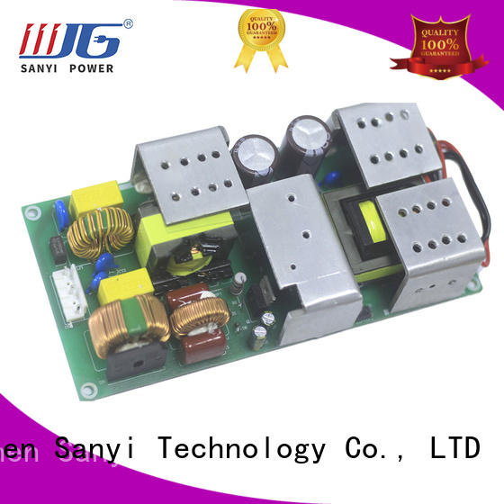 Sanyi high quality open frame switching power supply by bulk for digital device