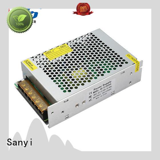 Wholesale machine led strip power supply switching Sanyi Brand