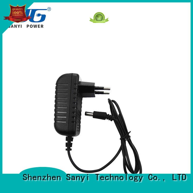 Sanyi durable cctv power adapter best design