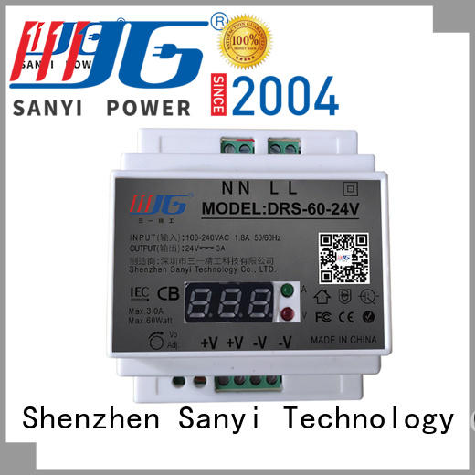 dc 60w Rail power supply for Automation equipment