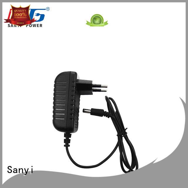 Sanyi popular 5v dc 2000ma adapter company for desktop