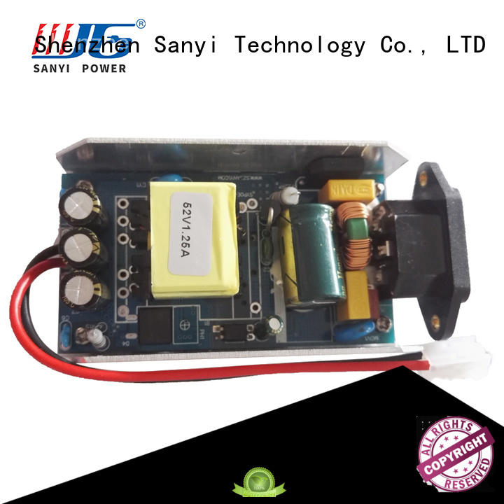 open frame smps high quality for digital device Sanyi