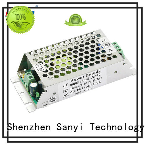 Sanyi top brand ups power supply factory for led