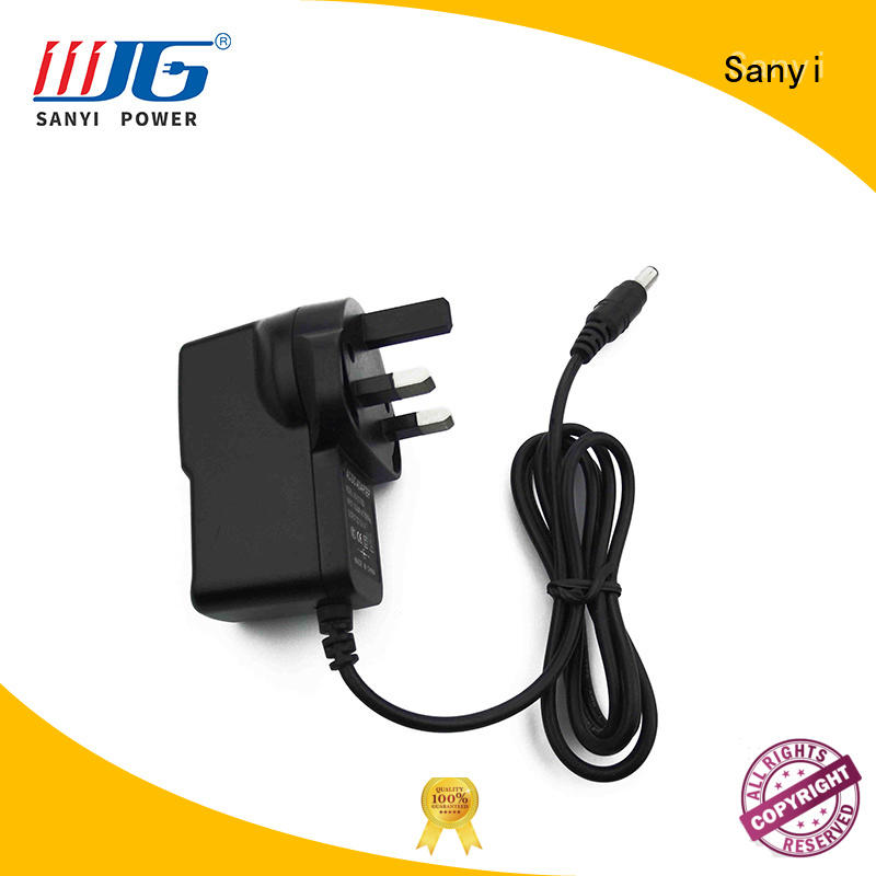 Sanyi popular 7 volt adapter manufacturers for desktop