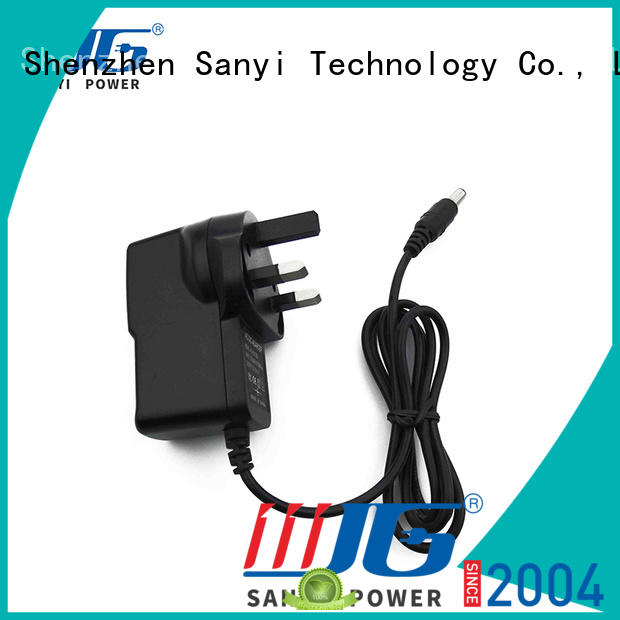 Sanyi energy-saving 12 volt power supply adapter Suppliers for electronics