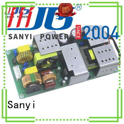 Sanyi bulk production open frame power supply at discount for digital device