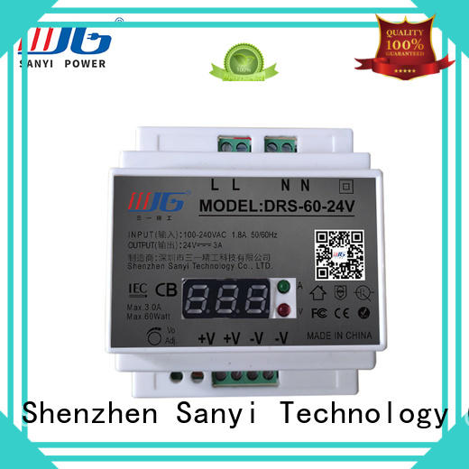 custom din rail mount power supply cheap factory price for dc