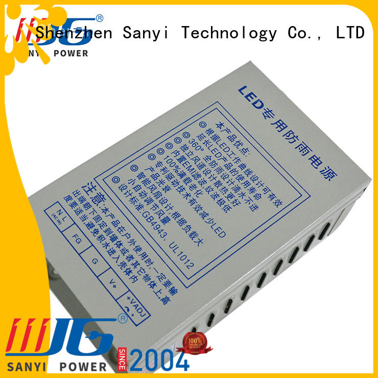 Sanyi New led strip lights power supply inquire now for driver