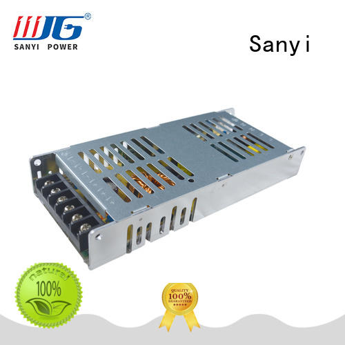 low-cost switching power supply 24v shell for led Sanyi