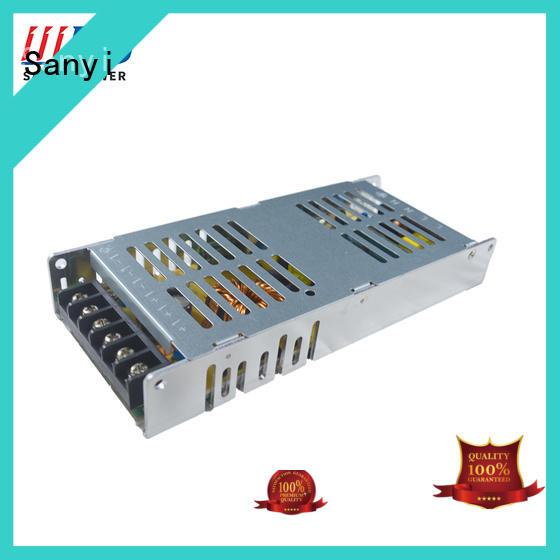 smps switching power supply 24v cctv led Sanyi