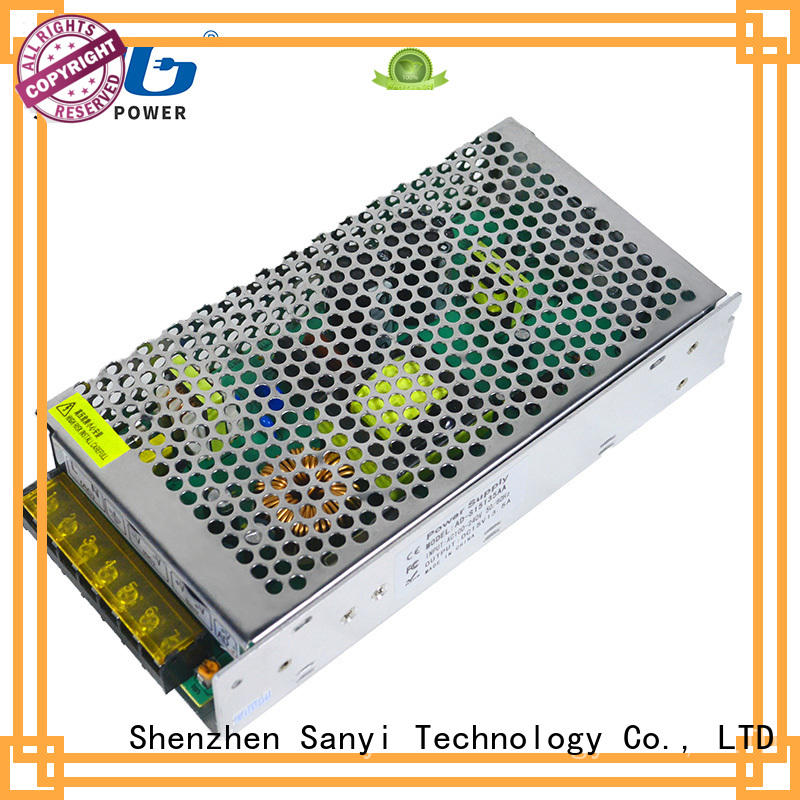 Sanyi Best industrial 12v power supply inquire now for equipment