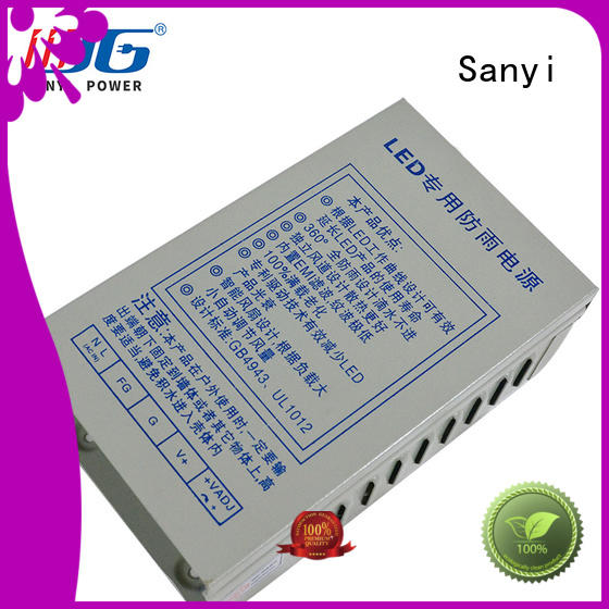 Sanyi New led light power supply energy-saving for camera