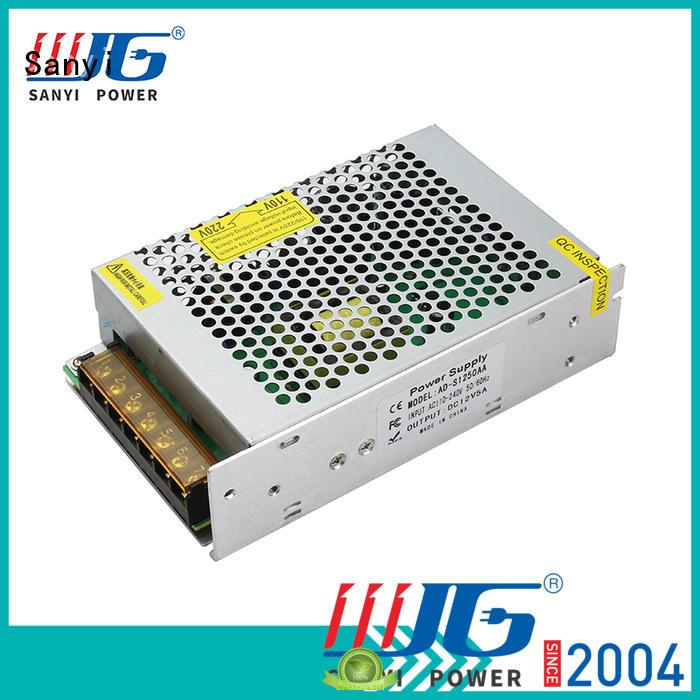ultrathin led strip power supply iron for led Sanyi