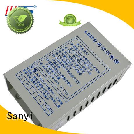 aluminum driver led energy-saving for led Sanyi