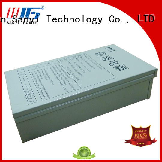 outdoor waterproof led driver case for cctv Sanyi