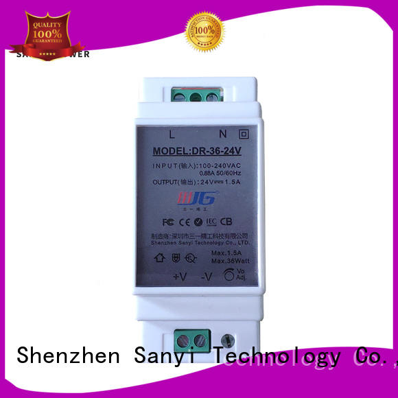 size din power supply automation automation Sanyi