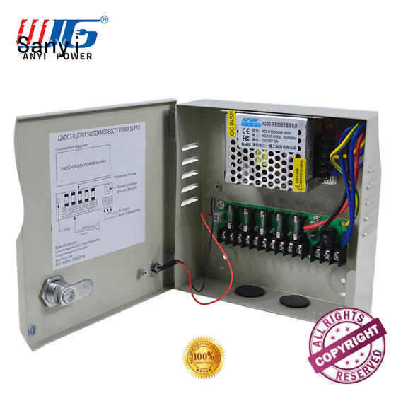rainproof cctv power supply 12v access control for cctv