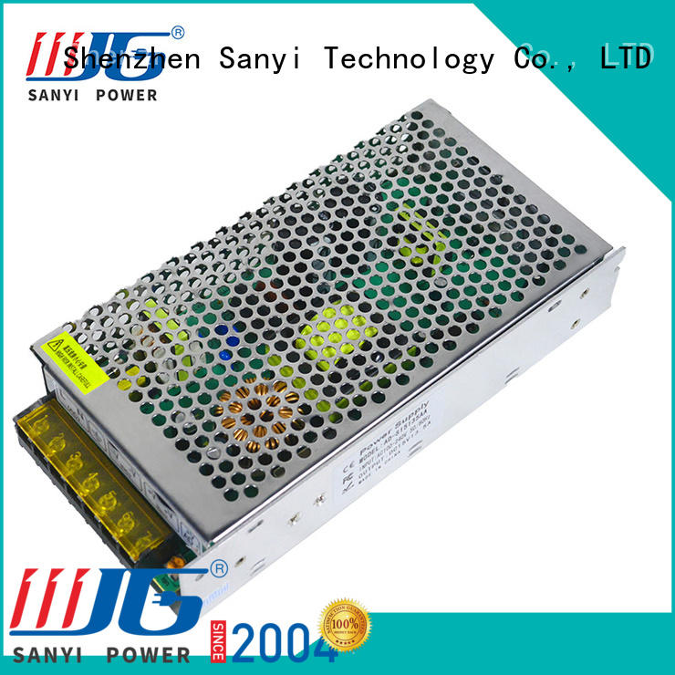 Sanyi top brand industrial switching power supply custom for dc