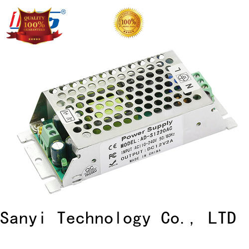 factory price 12 volt switching power supply best supplier for driver Sanyi