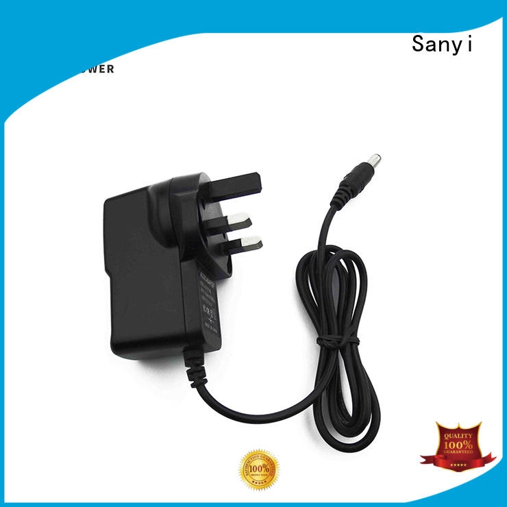 Sanyi Top ac power to dc power Supply for camera