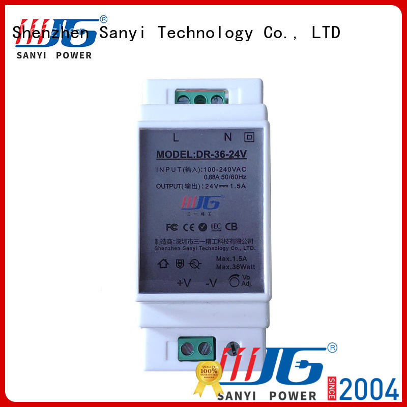 industrial din-rail power supply high quality for equipment